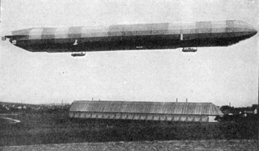 how to build a zeppelin